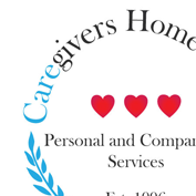 Caregivers Home Health Logo